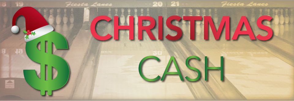Christmas Cash League Banner